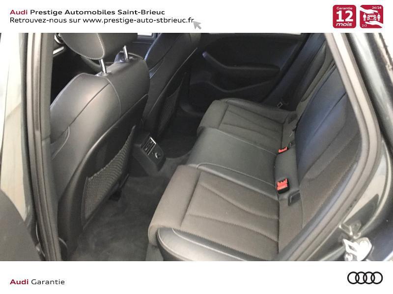 Audi A3 Berline 2.0 TDI 150ch S line S tronic 6 Gris occasion à Saint-Brieuc - photo n°7