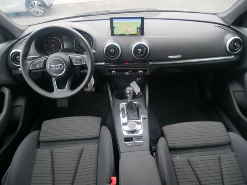 Audi A3 Berline 30 TDI 116 STRONIC SPORT GPS Xénon Plus  occasion à Toulouse - photo n°10