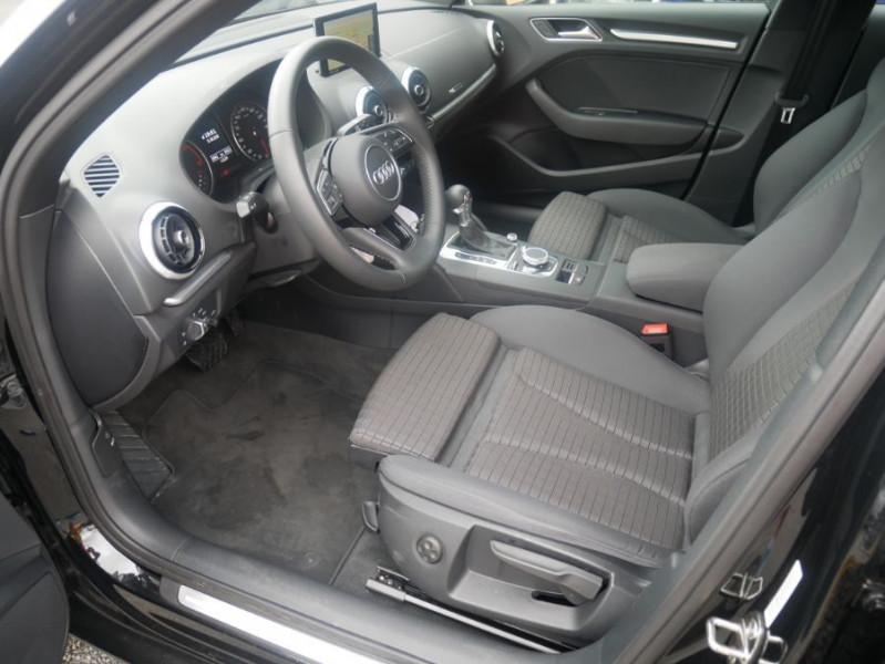 Audi A3 Berline 30 TDI 116 STRONIC SPORT GPS Xénon Plus  occasion à Toulouse - photo n°2