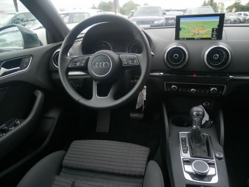 Audi A3 Berline 30 TDI 116 STRONIC SPORT GPS Xénon Plus  occasion à Toulouse - photo n°11