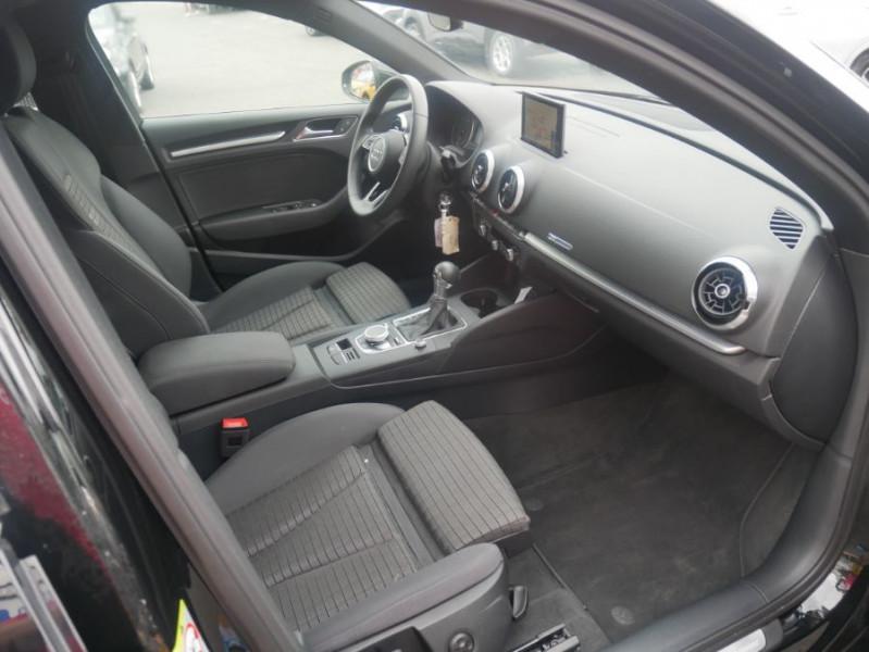 Audi A3 Berline 30 TDI 116 STRONIC SPORT GPS Xénon Plus  occasion à Toulouse - photo n°5