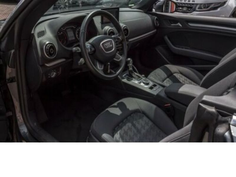 Audi A3 Cabriolet 1.4 TFSI 125 cv Gris occasion à Beaupuy - photo n°6