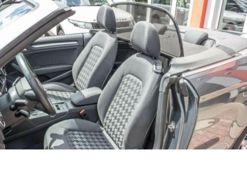 Audi A3 Cabriolet 1.4 TFSI 125 cv Gris occasion à Beaupuy - photo n°7