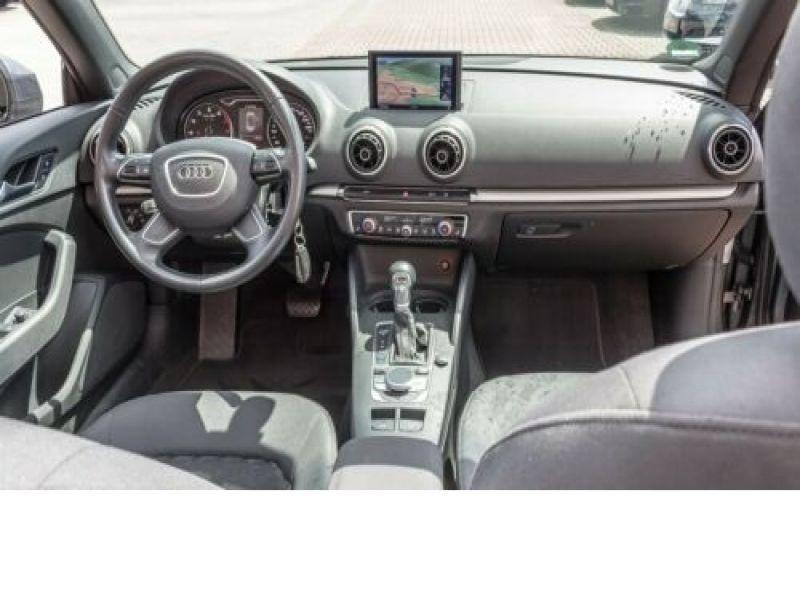 Audi A3 Cabriolet 1.4 TFSI 125 cv Gris occasion à Beaupuy - photo n°2