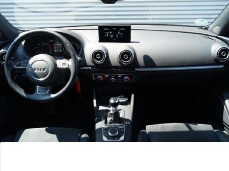 Audi A3 Cabriolet 1.4 TFSI 125 cv Bleu occasion à Beaupuy - photo n°2