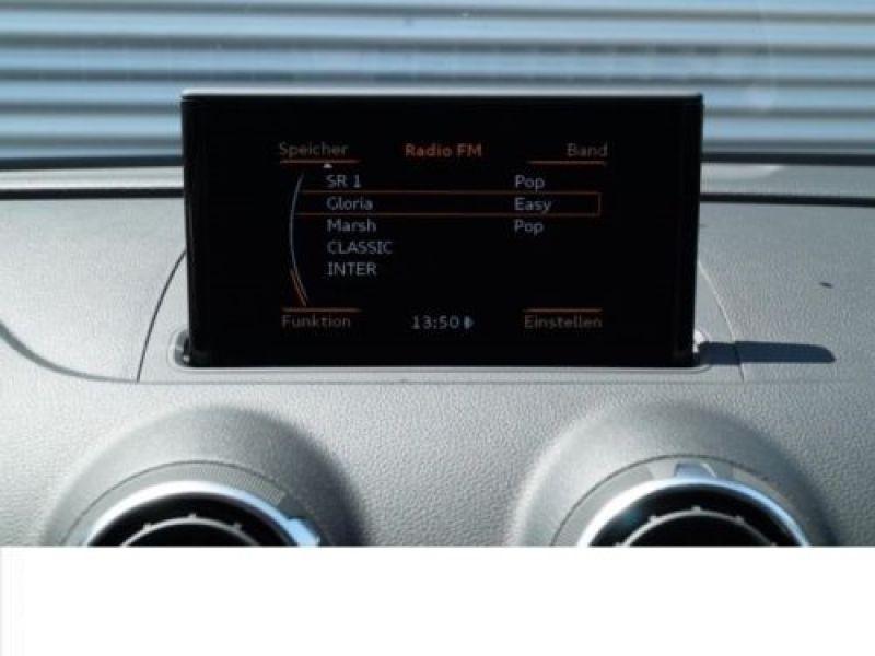 Audi A3 Cabriolet 1.4 TFSI 125 cv Bleu occasion à Beaupuy - photo n°9