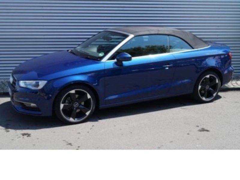 Audi A3 Cabriolet 1.4 TFSI 125 cv Bleu occasion à Beaupuy