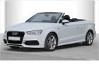 Audi A3 Cabriolet 1.4 TFSI 125 S-Line S Tronic Blanc à Beaupuy 31
