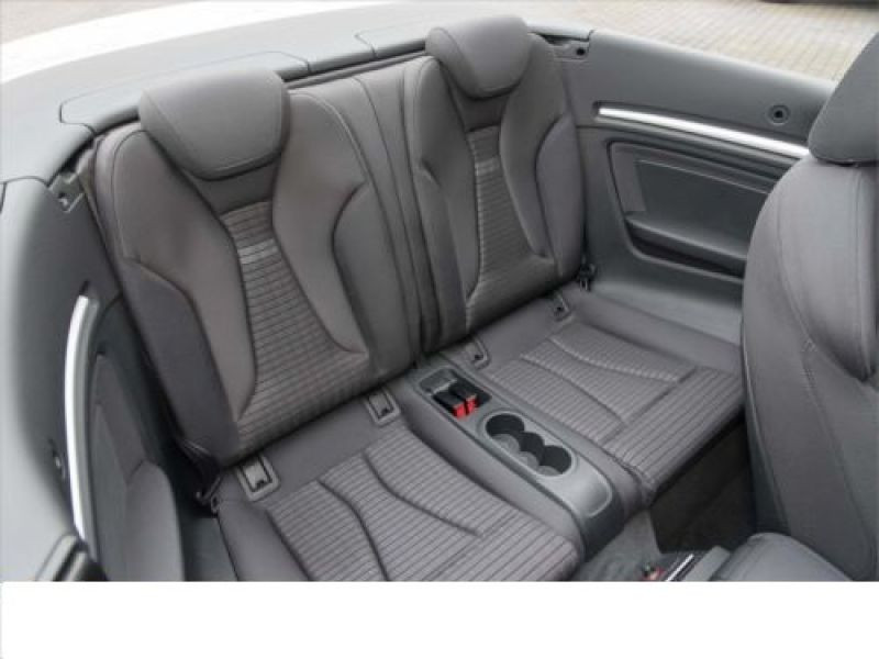 Audi A3 Cabriolet 1.4 TFSI 150 S tronic Gris occasion à Beaupuy - photo n°5