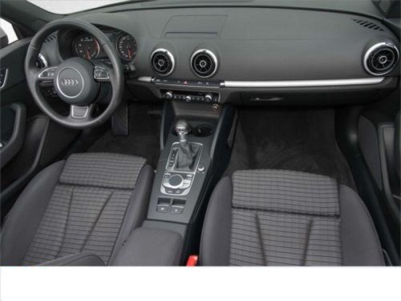Audi A3 Cabriolet 1.4 TFSI 150 S tronic Gris occasion à Beaupuy - photo n°2