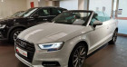 Audi A3 Cabriolet 1.4 TFSI CoD 150ch Design luxe S tronic 7 Blanc à Chambourcy 78