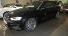 Audi A3 Cabriolet 1.5 TFSI 150ch COD Design luxe S tronic 7 Noir à Paris 75