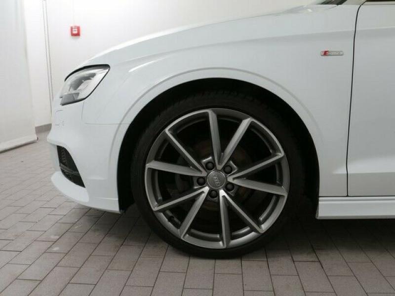 Audi A3 Cabriolet 1.5 TFSI 150CH COD S LINE S TRONIC 7 Blanc occasion à Villenave-d'Ornon - photo n°2