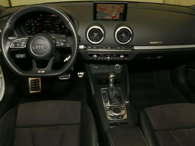Audi A3 Cabriolet 1.5 TFSI 150CH COD S LINE S TRONIC 7 Blanc occasion à Villenave-d'Ornon - photo n°7