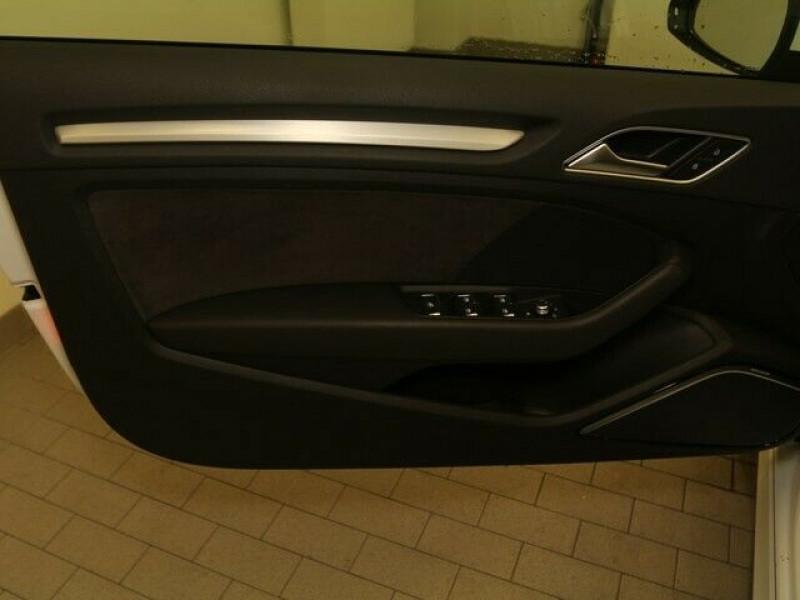 Audi A3 Cabriolet 1.5 TFSI 150CH COD S LINE S TRONIC 7 Blanc occasion à Villenave-d'Ornon - photo n°4