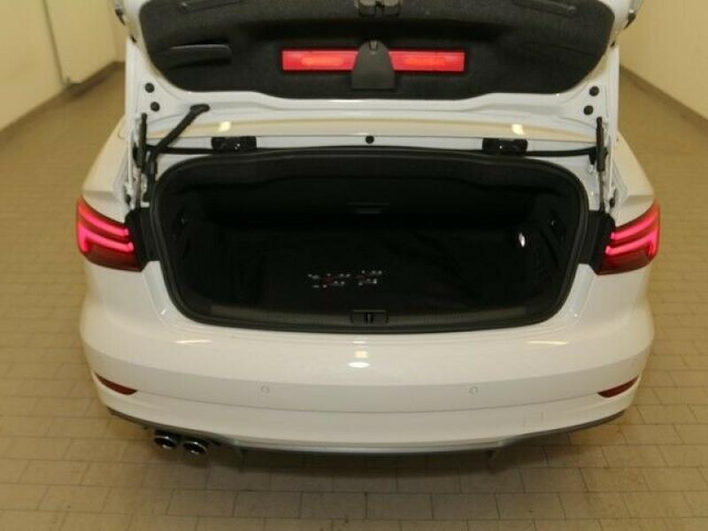 Audi A3 Cabriolet 1.5 TFSI 150CH COD S LINE S TRONIC 7 Blanc occasion à Villenave-d'Ornon - photo n°8