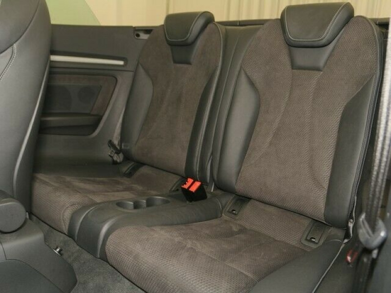 Audi A3 Cabriolet 1.5 TFSI 150CH COD S LINE S TRONIC 7 Blanc occasion à Villenave-d'Ornon - photo n°6
