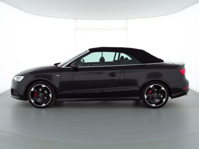 Audi A3 Cabriolet 1.5 TFSI 150CH COD SPORT S TRONIC 7 Noir occasion à Villenave-d'Ornon - photo n°6