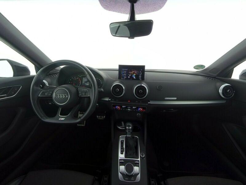 Audi A3 Cabriolet 1.5 TFSI 150CH COD SPORT S TRONIC 7 Noir occasion à Villenave-d'Ornon - photo n°8