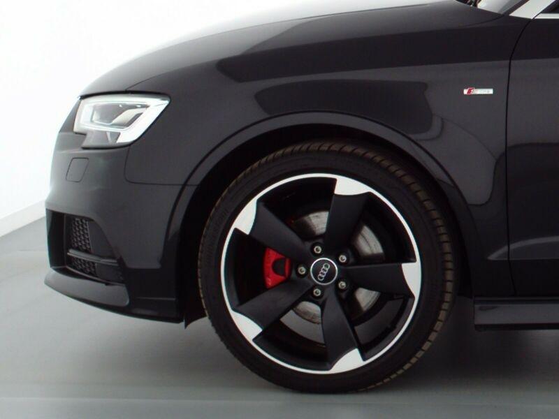 Audi A3 Cabriolet 1.5 TFSI 150CH COD SPORT S TRONIC 7 Noir occasion à Villenave-d'Ornon - photo n°7