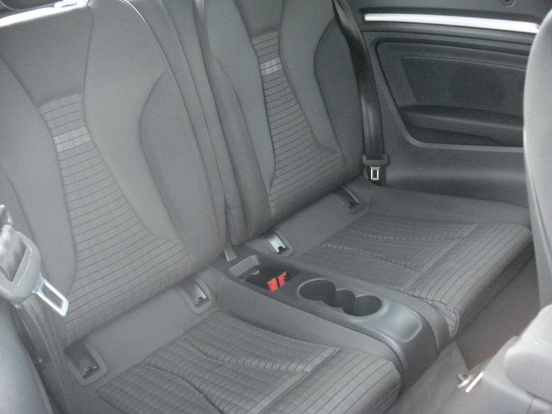 Audi A3 Cabriolet 1.5 TFSI 150ch COD Sport Bleu occasion à Aurillac - photo n°17