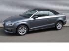 Audi A3 Cabriolet 1.6 TDI 110 cv Gris à Beaupuy 31