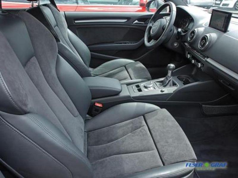Audi A3 Cabriolet 1.6 TDI 110 cv Gris occasion à Beaupuy - photo n°4