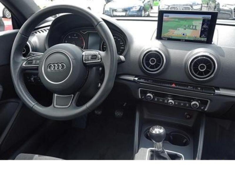 Audi A3 Cabriolet 1.6 TDI 110 cv Gris occasion à Beaupuy - photo n°2
