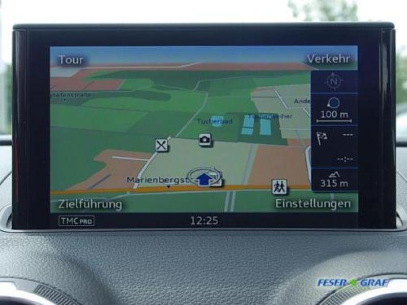 Audi A3 Cabriolet 1.6 TDI 110 cv Gris occasion à Beaupuy - photo n°7