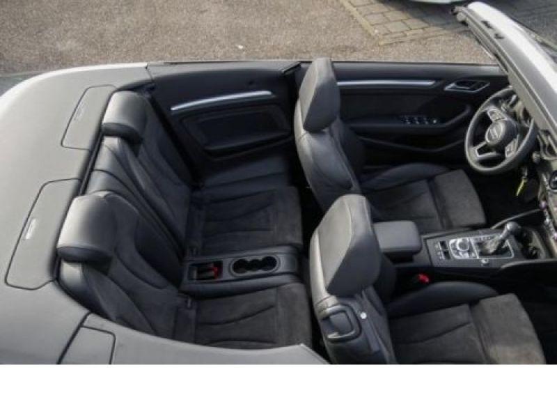 Audi A3 Cabriolet 1.8 TFSI 180 Quattro S Tronic Gris occasion à Beaupuy - photo n°4