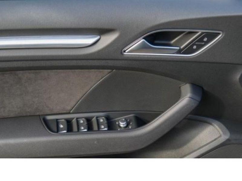 Audi A3 Cabriolet 1.8 TFSI 180 Quattro S Tronic Gris occasion à Beaupuy - photo n°7