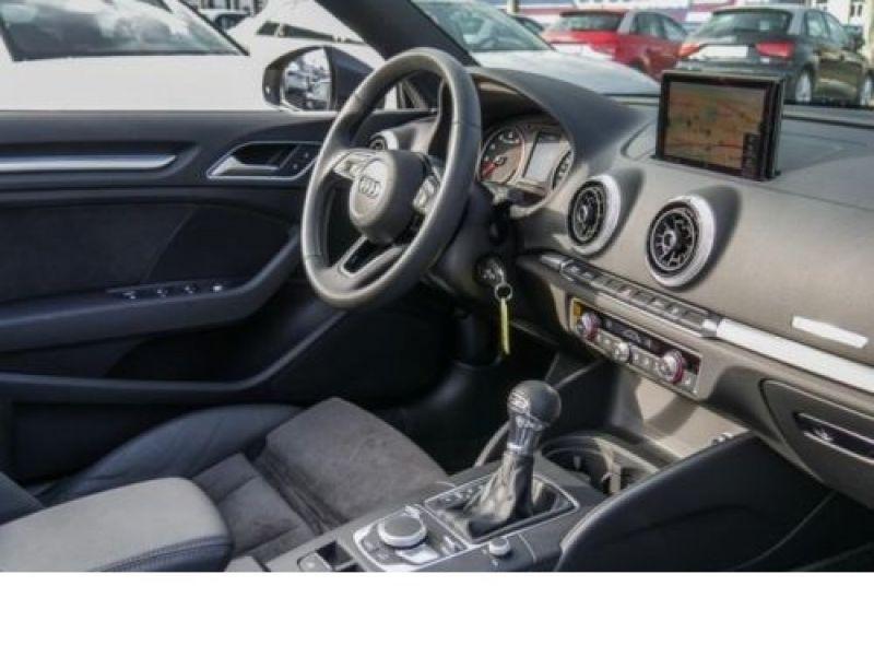 Audi A3 Cabriolet 1.8 TFSI 180 Quattro S Tronic Gris occasion à Beaupuy - photo n°5