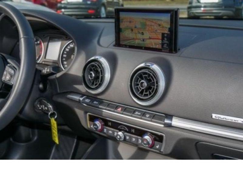 Audi A3 Cabriolet 1.8 TFSI 180 Quattro S Tronic Gris occasion à Beaupuy - photo n°6