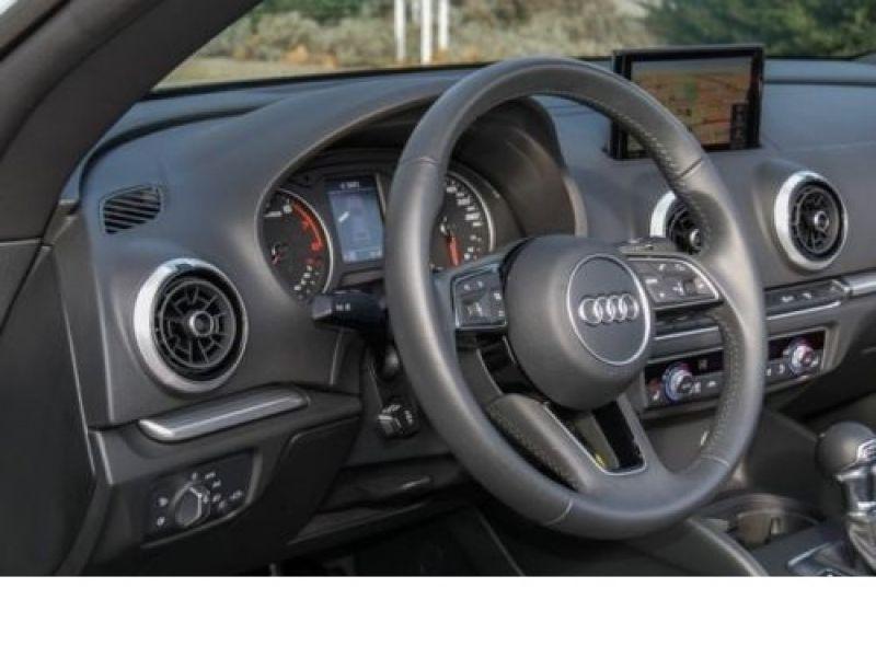 Audi A3 Cabriolet 1.8 TFSI 180 Quattro S Tronic Gris occasion à Beaupuy - photo n°9