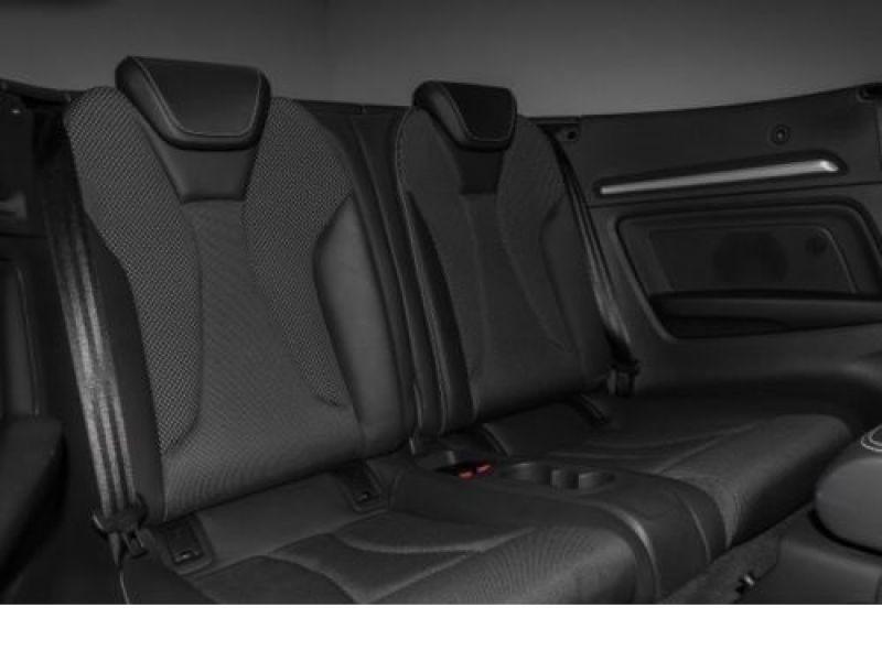 Audi A3 Cabriolet 1.8 TFSI 180 S-Line S Tronic Noir occasion à Beaupuy - photo n°5