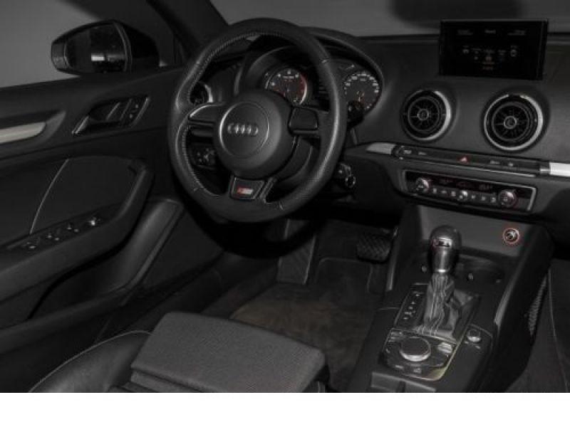 Audi A3 Cabriolet 1.8 TFSI 180 S-Line S Tronic Noir occasion à Beaupuy - photo n°2
