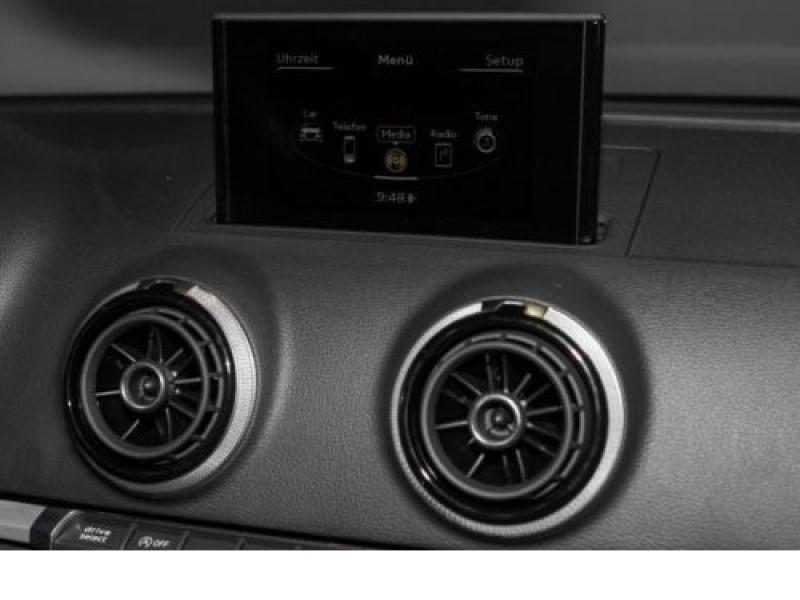 Audi A3 Cabriolet 1.8 TFSI 180 S-Line S Tronic Noir occasion à Beaupuy - photo n°6