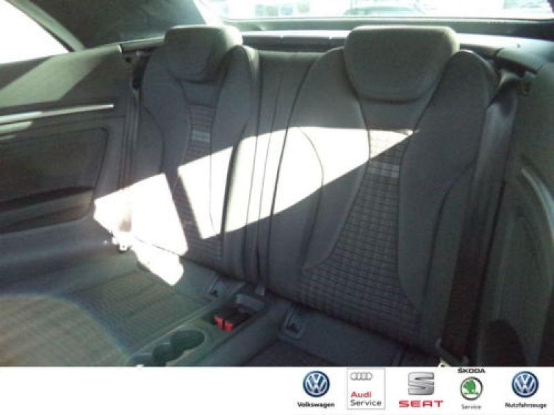 Audi A3 Cabriolet 1.8 TFSI 180 S Tronic Blanc occasion à Beaupuy - photo n°5