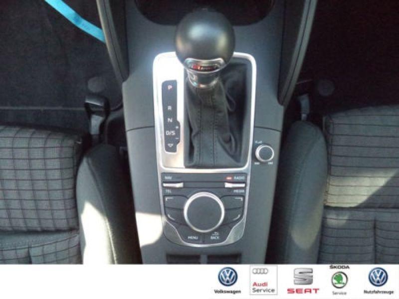 Audi A3 Cabriolet 1.8 TFSI 180 S Tronic Blanc occasion à Beaupuy - photo n°8