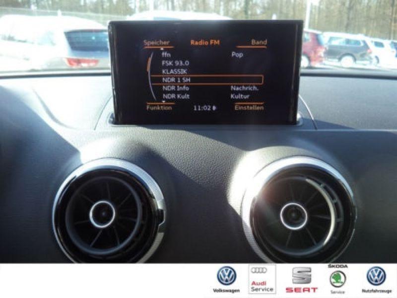 Audi A3 Cabriolet 1.8 TFSI 180 S Tronic Blanc occasion à Beaupuy - photo n°6