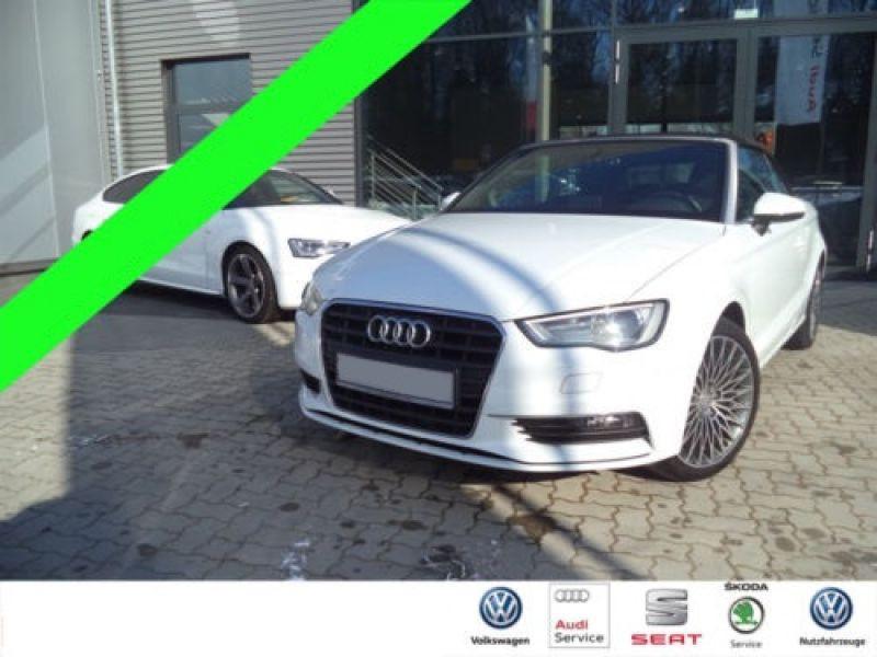 Audi A3 Cabriolet 1.8 TFSI 180 S Tronic Blanc occasion à Beaupuy