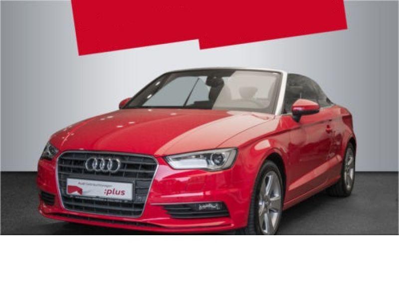 Audi A3 Cabriolet 1.8 TFSI 180 S Tronic Rouge occasion à Beaupuy