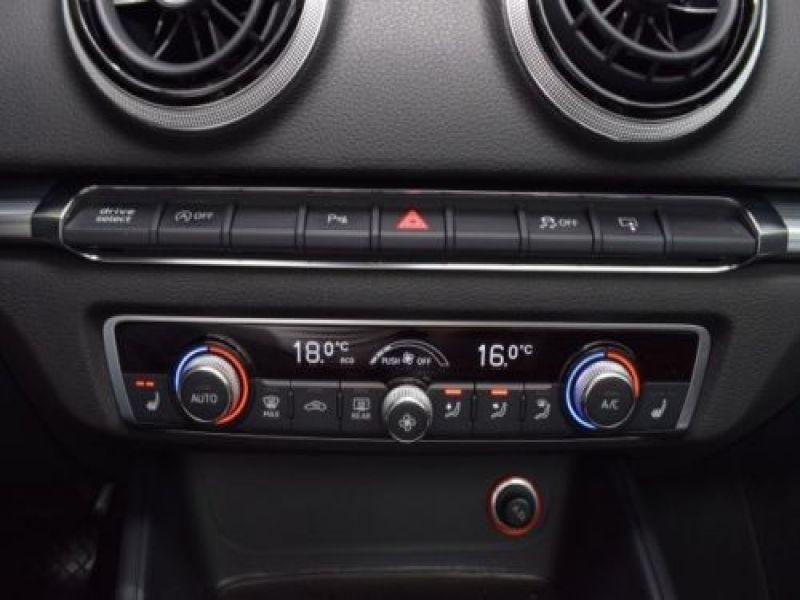Audi A3 Cabriolet 1.8 TFSI 180 S Tronic Blanc occasion à Beaupuy - photo n°7