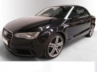 Audi A3 Cabriolet 1.8 TFSI 180 S Tronic Noir à Beaupuy 31