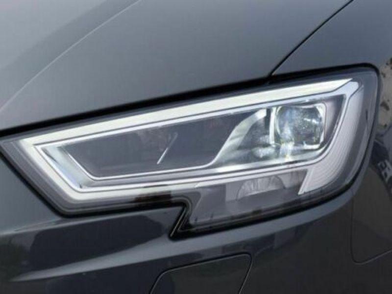 Audi A3 Cabriolet 2.0 TDI 150 cv Gris occasion à Beaupuy - photo n°8