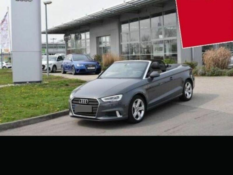Audi A3 Cabriolet 2.0 TDI 150 cv Gris occasion à Beaupuy