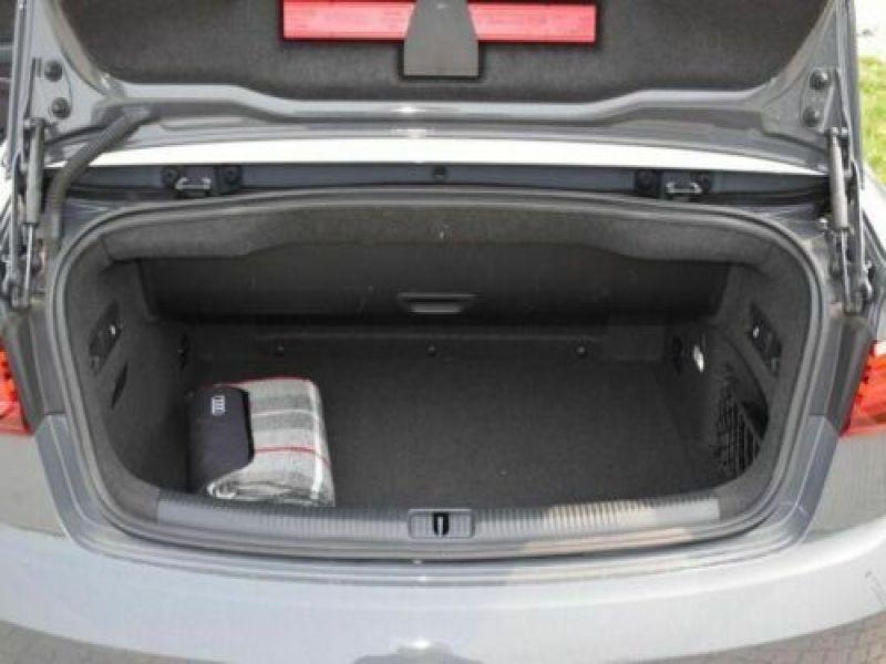 Audi A3 Cabriolet 2.0 TDI 150 cv Gris occasion à Beaupuy - photo n°7