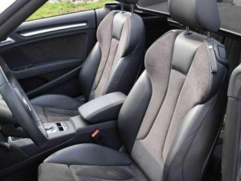 Audi A3 Cabriolet 2.0 TDI 150 cv Gris occasion à Beaupuy - photo n°4