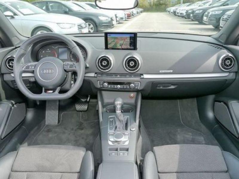Audi A3 Cabriolet 2.0 TDI 184 Quattro S-Line S Tronic Blanc occasion à Beaupuy - photo n°2