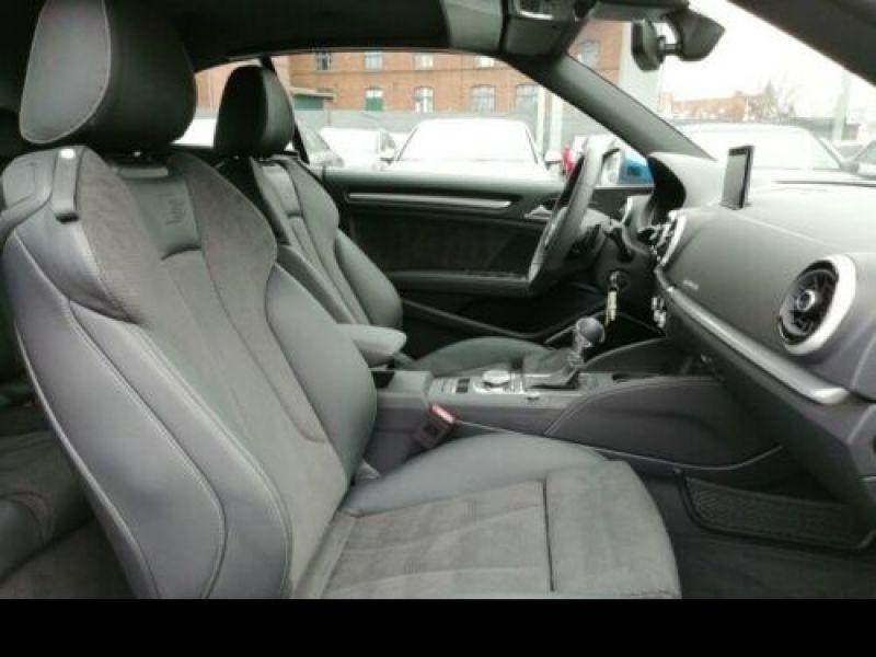 Audi A3 Cabriolet 2.0 TDI 184 S Tronic Bleu occasion à Beaupuy - photo n°4